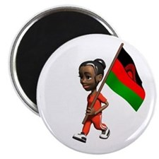 Malawi Girl Magnet