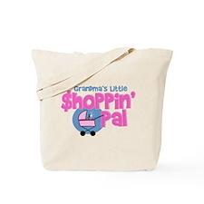 Grandma's Little Shopping Pal Tote Bag