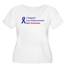 support law e T-Shirt