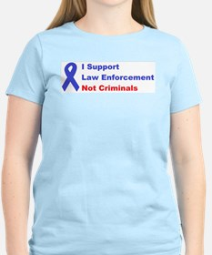 support law enforcement T-Shirt