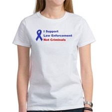 support law enforcement Tee
