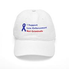 support law enforcement Baseball Cap