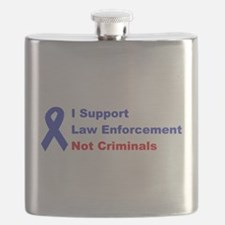 support law enforcement Flask
