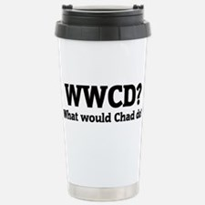 Cute Chad Travel Mug