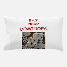 dominoes joke Pillow Case