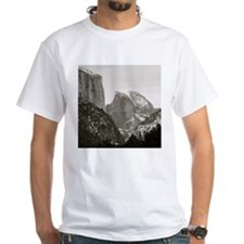 Half Dome in Winter T-Shirt