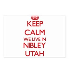 Keep calm we live in Nibl Postcards (Package of 8)