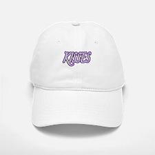 KISSES Baseball Baseball Baseball Cap