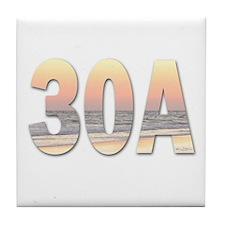30A Tile Coaster