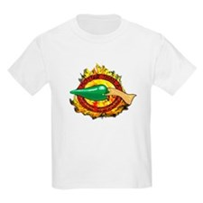 Hotter than a flying Jalapeno! - T-Shirt