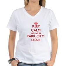 Keep calm we live in Park C Shirt