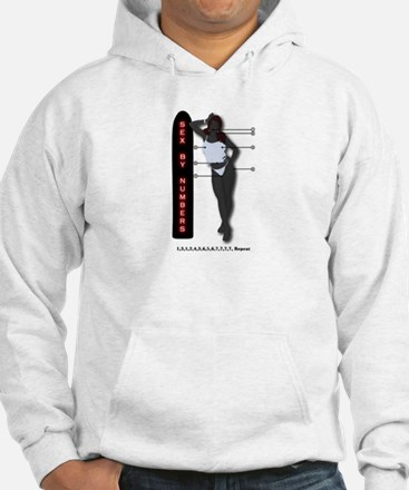 Sex By Numbers Jumper Hoody