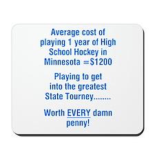 MN High School Hockey Mousepad
