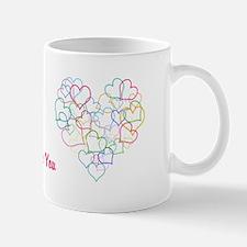 Valentine Wishes Mugs