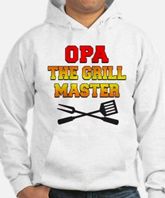 Opa The Grill Master Hoodie