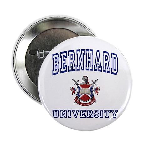 """BERNHARD University 2.25"""" Button (10 pack)"""