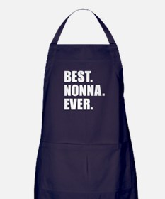 Best. Nonna. Ever. Apron (dark)