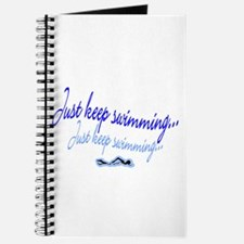 Just keep swimming Journal
