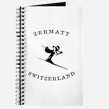 Zermatt Switzerland Ski Journal