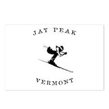 Jay Peak Vermont Ski Postcards (Package of 8)