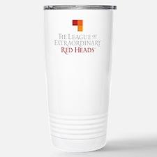 Funny Red head Travel Mug