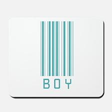 Barcode Boy Mousepad