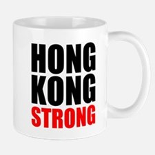 Hong Kong Strong Mugs