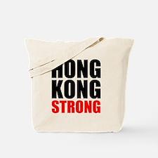Hong Kong Strong Tote Bag