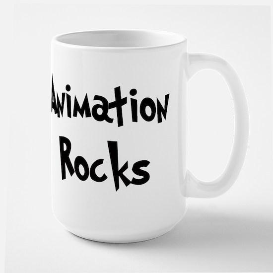 Animation Rocks Mugs