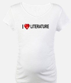 I love literature Shirt