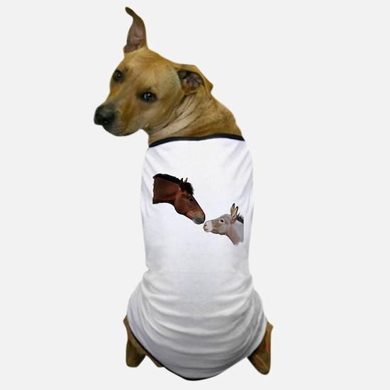 falling in love Dog T-Shirt