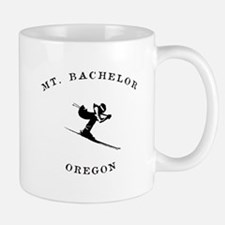 Mount Bachelor Oregon Ski Mugs