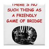 Bridge game Drink Coasters