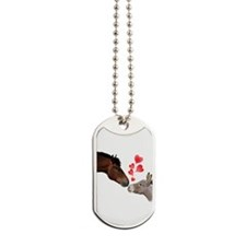 will you be my valentine Dog Tags