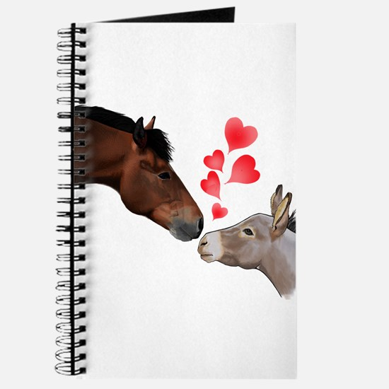 will you be my valentine Journal
