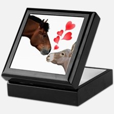 will you be my valentine Keepsake Box