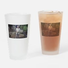Uncle Latin Redneck Drinking Glass