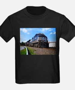 Norfolk Southern T Different Color
