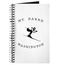 Mount Baker Washington Ski Journal