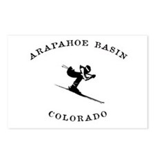 Arapahoe Basin Colorado Ski Postcards (Package of
