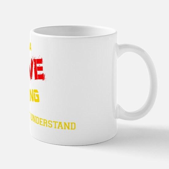 Cute Luve Mug