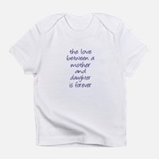Mother Daughter Love Infant T-Shirt