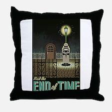 Chrono Trigger End of Time Throw Pillow