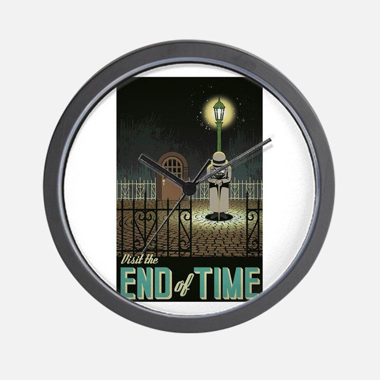 Chrono Trigger End of Time Wall Clock