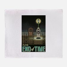 Chrono Trigger End of Time Throw Blanket