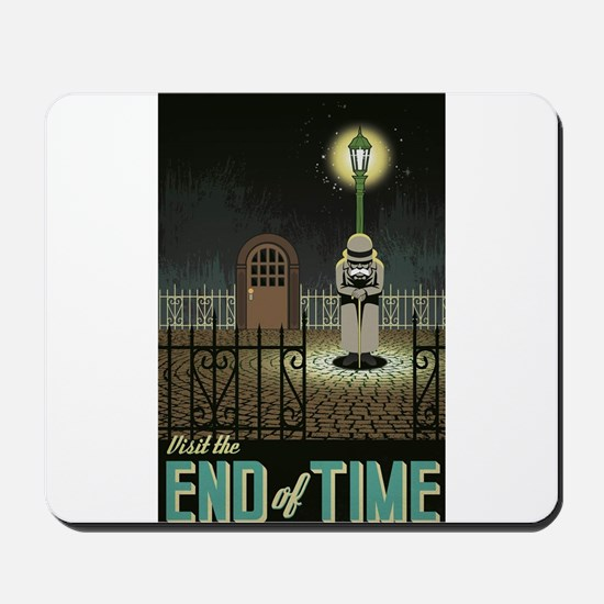 Chrono Trigger End of Time Mousepad