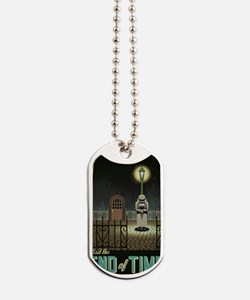 Chrono Trigger End of Time Dog Tags