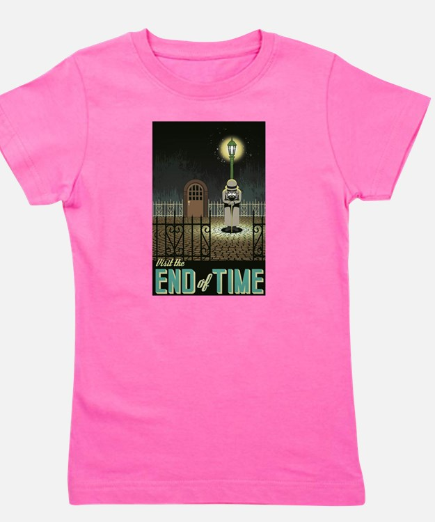 Chrono Trigger End of Time Girl's Tee