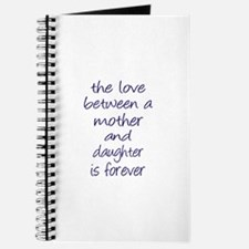 Mother Daughter Love Journal