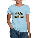 Wish You Were Beer Women's Light T-Shirt